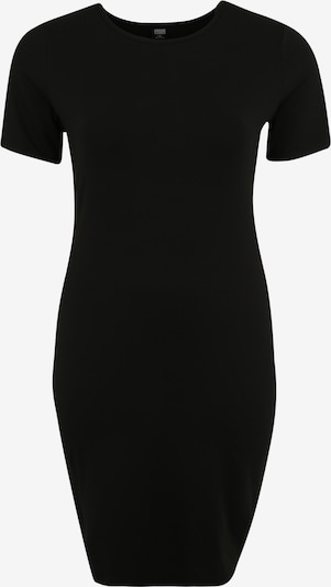 Urban Classics Curvy Jurk in de kleur Gemengde kleuren / Zwart, Productweergave