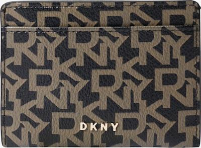 DKNY Étui 'BRYANT' en mélange de couleurs / noir, Vue avec produit