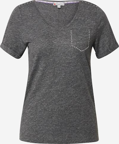 STREET ONE Shirt in de kleur Grafiet: Vooraanzicht