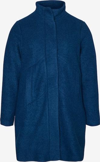 Junarose Mantel in blau, Produktansicht