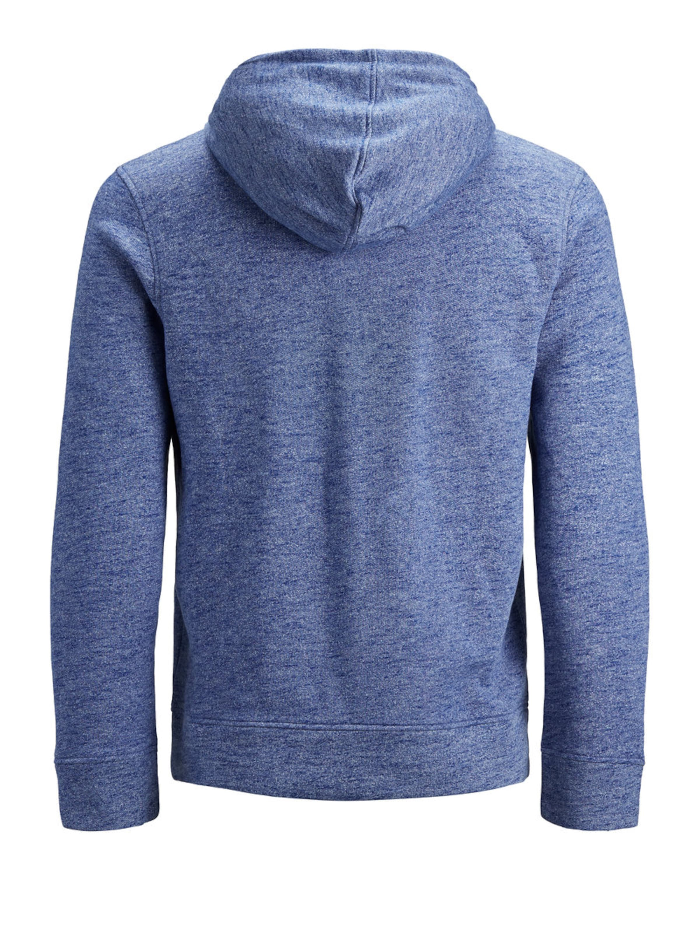 Jones Jackamp; RoyalblauWeiß In Hoodie Hoodie Jones In RoyalblauWeiß Jackamp; W9YEHID2