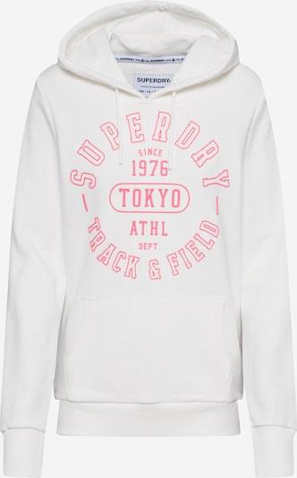 Superdry Sweatshirt 'TRACK & FIELD' in de kleur Crème, Productweergave