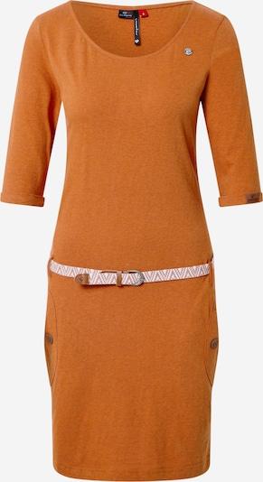 Ragwear Robe 'Tanya' en orange foncé, Vue avec produit