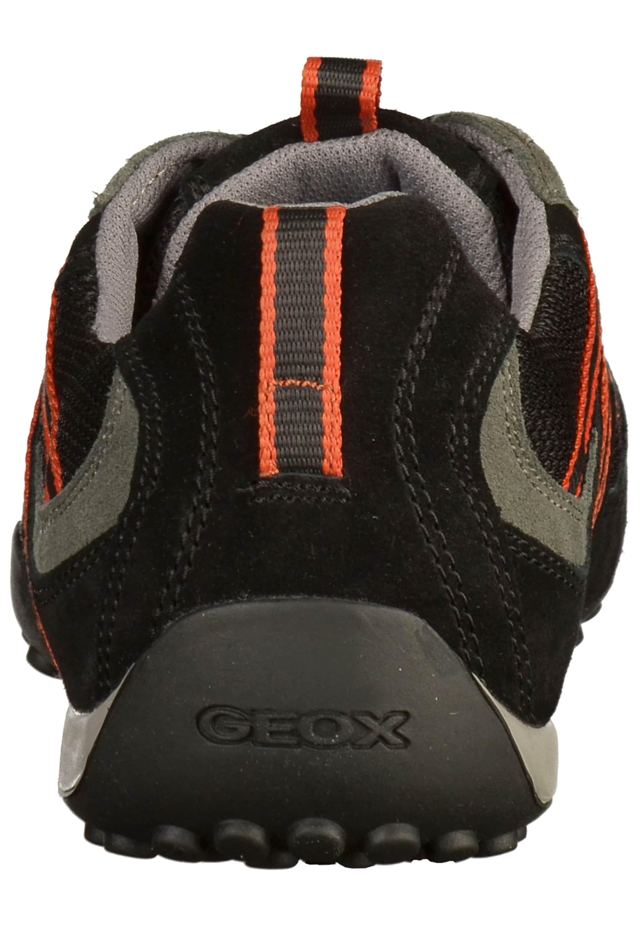 En Geox Noir Basses Baskets Geox TK1Jlc3F