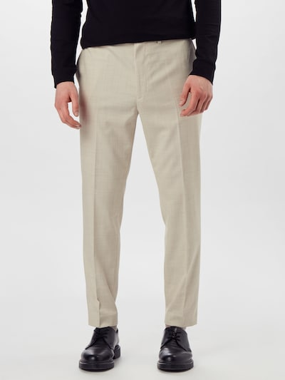 BURTON MENSWEAR LONDON Hose in beige, Modelansicht