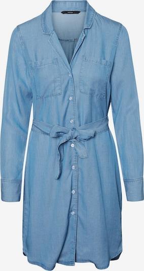 VERO MODA Kleid in blue denim, Produktansicht