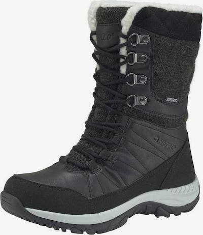 HI-TEC Boots 'Riva' en noir / blanc naturel, Vue avec produit