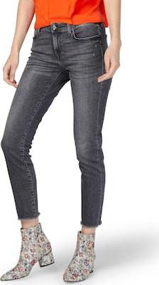 7 For All Mankind Jeansy 'Pyper crop'