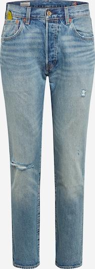 Jeans 'NINTENDO 501 STRAIGHT' LEVI'S pe denim albastru, Vizualizare produs