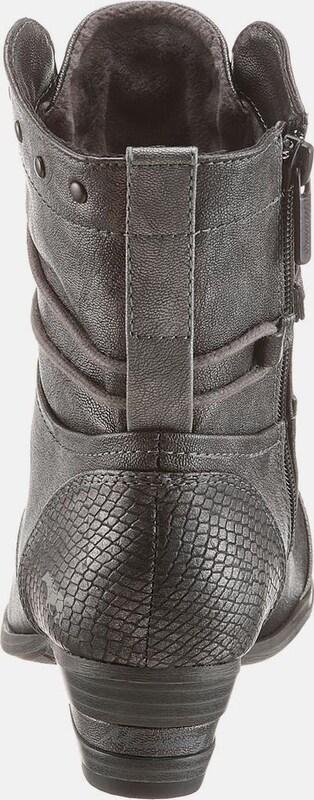 MUSTANG Shoes Schnürstiefelette Günstige und langlebige Schuhe