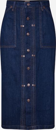 POLO RALPH LAUREN Spódnica 'DNM BTN SK-SKIRT' w kolorze niebieskim, Podgląd produktu