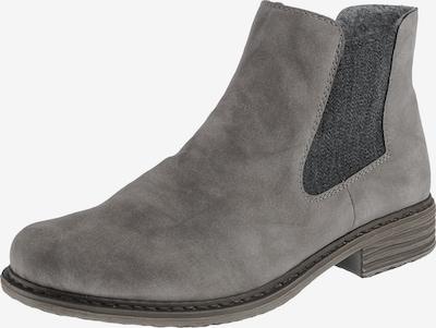 RIEKER Chelsea Boot in stone, Produktansicht