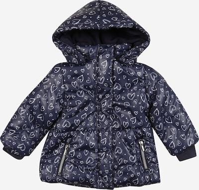 BLUE SEVEN Jacke in nachtblau / weiß, Produktansicht