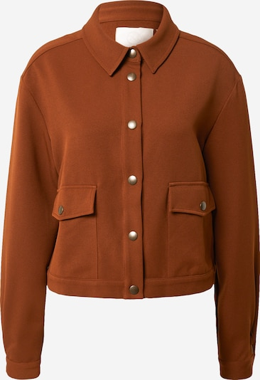Guido Maria Kretschmer Collection Jacke 'Tara' in cognac, Produktansicht