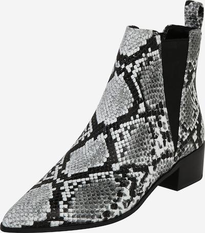 BUFFALO Chelsea Boots 'FINOLA' in grau / schwarz, Produktansicht
