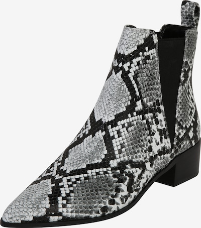 BUFFALO Stiefeletten 'FINOLA' in grau / schwarz, Produktansicht
