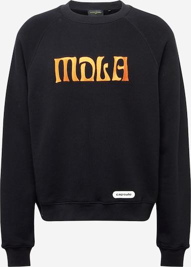 Magdeburg - Los Angeles Sweatshirt in de kleur Goudgeel / Rood / Zwart / Wit, Productweergave