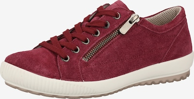 Legero Sneaker in weinrot, Produktansicht
