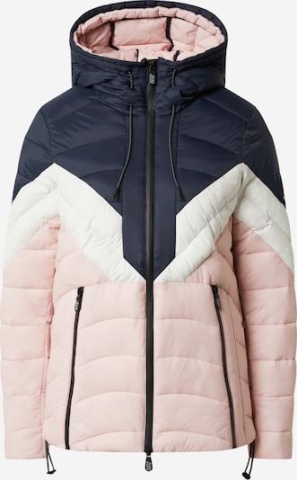 Superdry Jacke in grau / rosa, Produktansicht