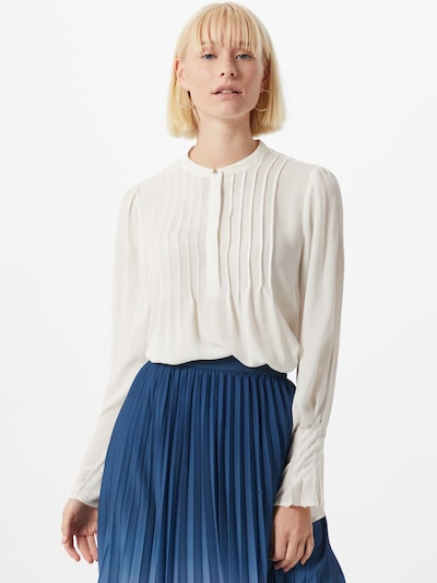 SELECTED FEMME Blouse 'Livia' in de kleur Wit, Modelweergave