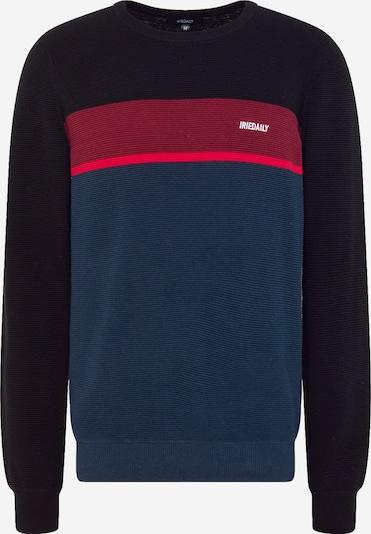 Iriedaily Džemperis degvielas krāsas / sarkans / melns, Preces skats