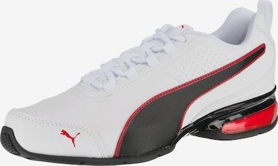 PUMA Sportschoen in de kleur Rood / Zwart / Wit, Productweergave
