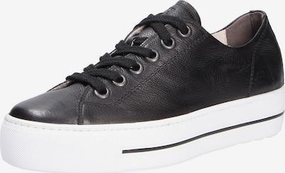 Paul Green Sneakers laag in de kleur Zwart, Productweergave