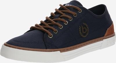 Sneaker bassa 'Drome' bugatti di colore navy / marrone, Visualizzazione prodotti