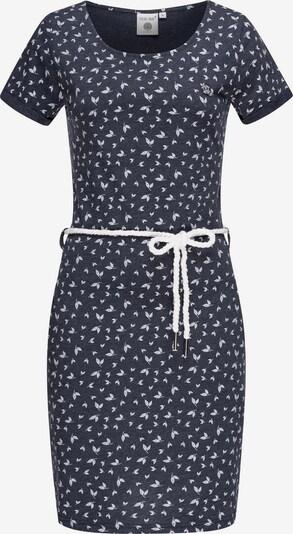 Peak Time Sommerkleid in nachtblau / weiß, Produktansicht