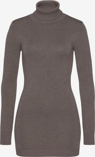 LAURA SCOTT Pullover in taupe, Produktansicht