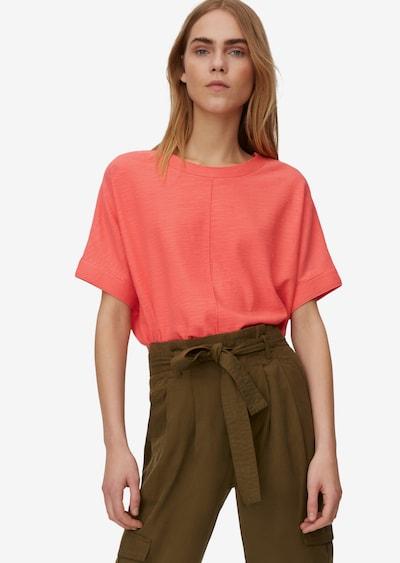 Marc O'Polo DENIM Pullover in orange, Modelansicht