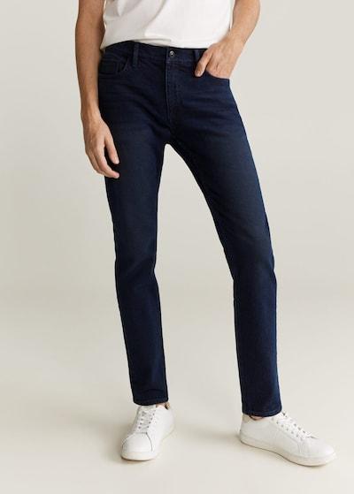 MANGO MAN Jeans 'Jan' in dunkelblau, Modelansicht