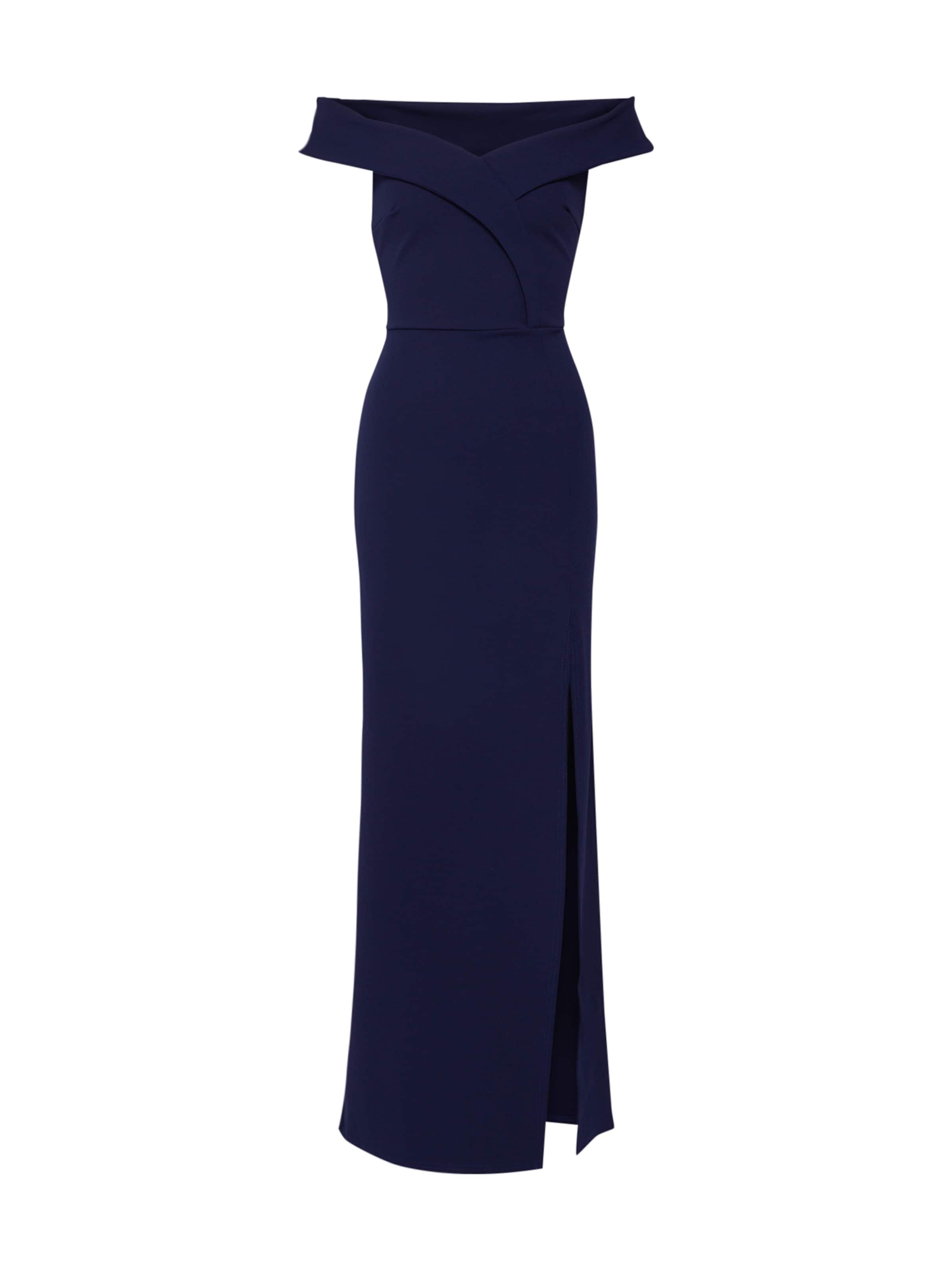 En Marine Robe Missguided De Soirée Bleu tQhrdCs