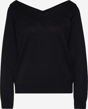 ABOUT YOU Pullover 'Alexis' in Schwarz
