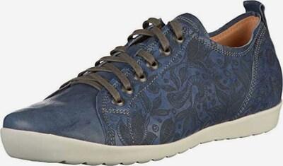 THINK! Schnürschuhe in blau / grau, Produktansicht