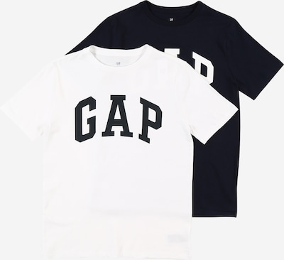 GAP T-Shirt in navy / weiß, Produktansicht