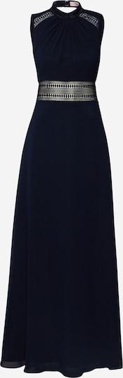 Vera Mont Avondjurk in de kleur Nachtblauw, Productweergave
