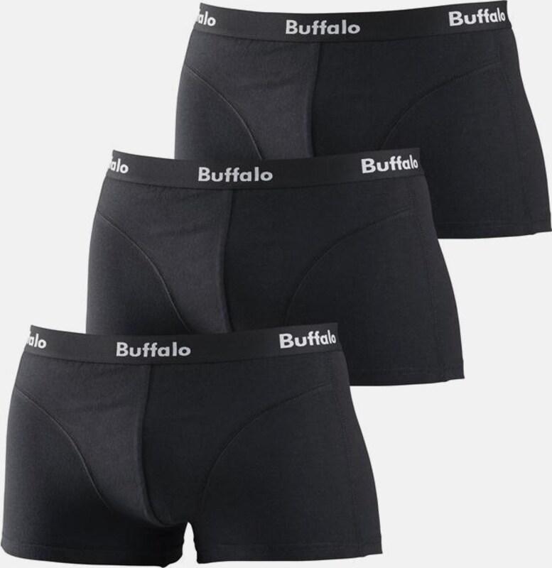 BUFFALO Baumwoll-Hipster (3 Stck.)
