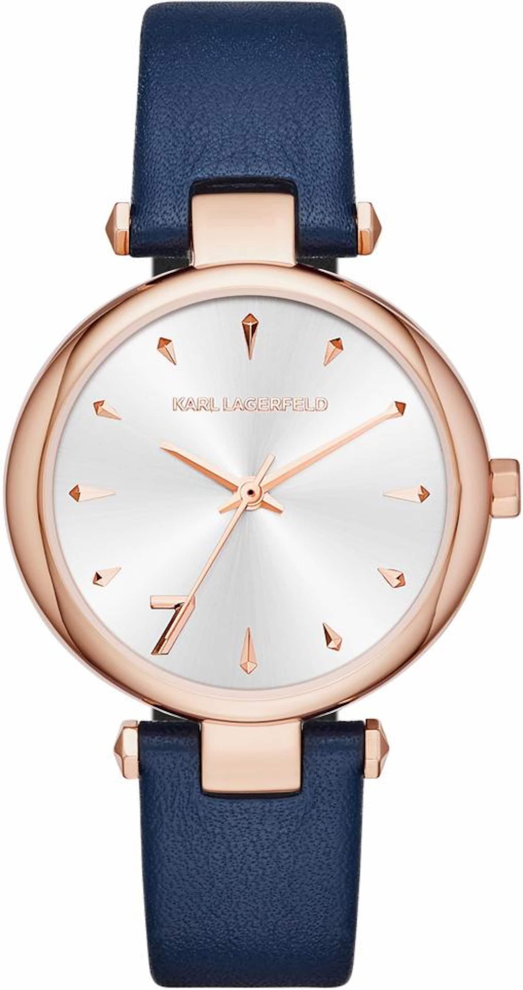 Karl Lagerfeld Quarzuhr 'AURELIE, KL5007'