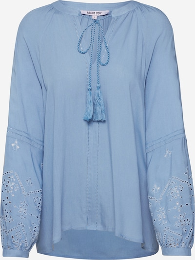 ABOUT YOU Bluse 'Melody' in hellblau, Produktansicht