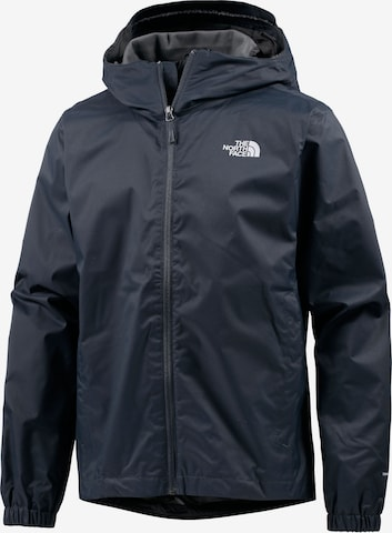 THE NORTH FACE Funktionsjacke 'Quest' in Blau