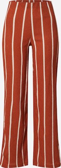 CATWALK JUNKIE Hose 'Palermo' in braun / weiß, Produktansicht