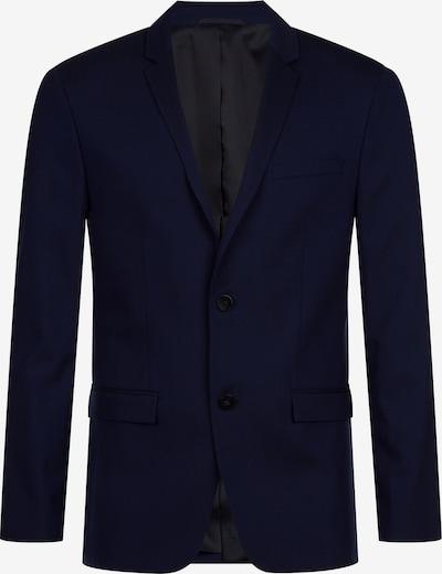Calvin Klein Slim Wool Stretch Blazer in dunkelblau, Produktansicht