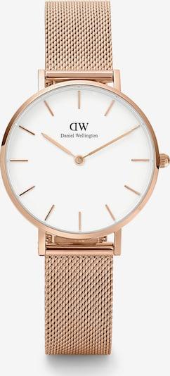 Daniel Wellington Uhr 'Melrose DW00100163' in rosegold, Produktansicht