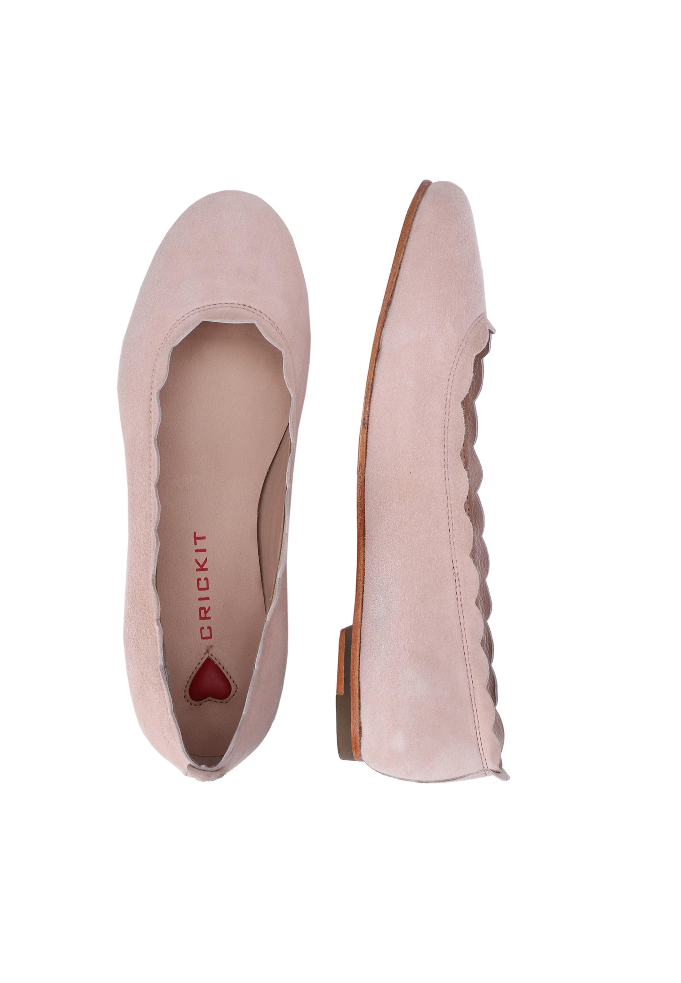 Crickit Pink In In Crickit Ballerinas 'millie' 'millie' Pink Ballerinas Ifgyb6vYm7