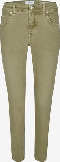 Angels Ankle-Jeans ,Ornella' im klassischen Five-Pocket-Style in khaki, Produktansicht