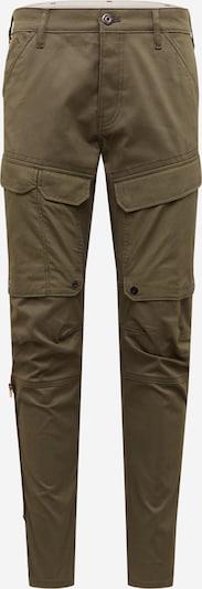 G-Star RAW Hose in dunkelgrün, Produktansicht
