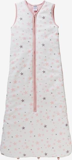 JACKY Schlafsack in rosa / weiß, Produktansicht