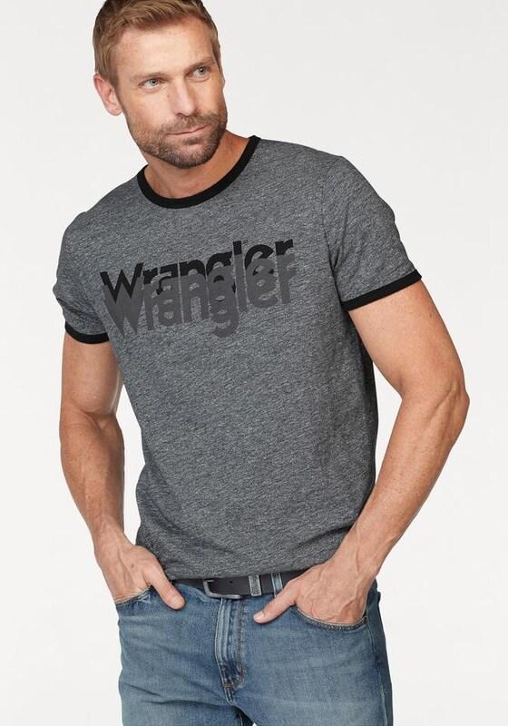 WRANGLER T-Shirt 'LOGO TEE'