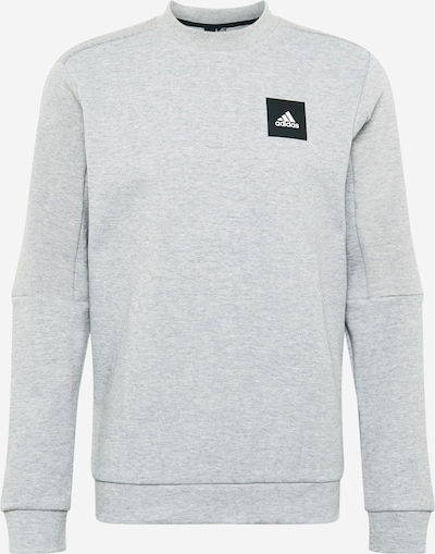 Sportinio tipo megztinis iš ADIDAS PERFORMANCE , spalva - pilka, Prekių apžvalga